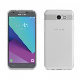 Samsung Galaxy J7 (2017) Cover Crystal Soft by Muvit tr.