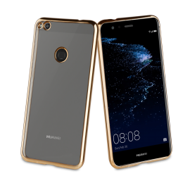 Huawei P9 Lite (2017) cover Coque Bling by Muvit Gold