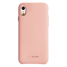 Apple iPhone X Premium Colors Cover By So Seven Pink