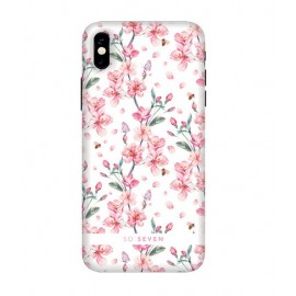 Apple iPhone 6/7/8 Tokyo Cover Cherry Blossoms By So Seven White
