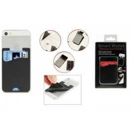 univ. SMART WALLET sticker by Telemax black