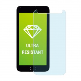 Universal screen Glass 5.3-5.5 (with Hole) By Muvit Transparent