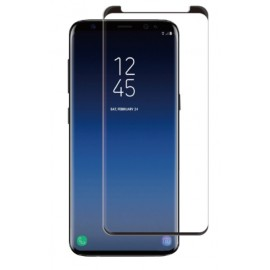 Samsung Galaxy S9 Plus Curved Tempered Glass Transparent