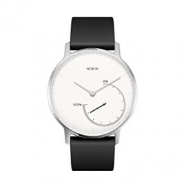 Nokia Activite Steel Smart Watch Black/White