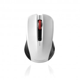 MOUSE USB OPTICAL WRL MC-WM9.1/BLK/WH M-MC-0WM9.1-200 MODECOM