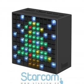 Divoom timbox Bluetooth kõlar Pixel Art