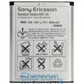 Aku Sony BST-33 C702/C901/C903/F305I/G502/ G700/G705I