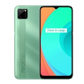 Realme C11 mobiiltelefon, roheline (Green)
