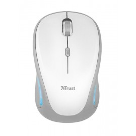 MOUSE USB OPTICAL WRL YVI FX/WHITE 22335 TRUST
