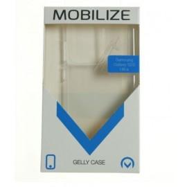 Samsung Galaxy S20 Ultra Mobilize silikoonümbris, läbipaistev