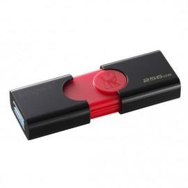MEMORY DRIVE FLASH USB3 256GB/DT106/256GB KINGSTON