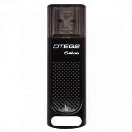 MEMORY DRIVE FLASH USB3.1 64GB/DTEG2/64GB KINGSTON