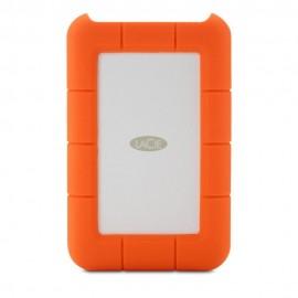 External HDD | LACIE | 1TB | USB-C | Colour Orange | STFR1000800