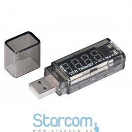 XTAR VI01 USB Detector