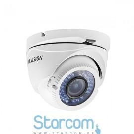 Kuppel kaamera, F2.8-12, IR valgustusega kuni 40m HikVision DS-2CE56D1T-VFIR3