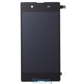 Puutetundlik klaas ja LCD ekraan Sony Xperia E3 (D2203) must
