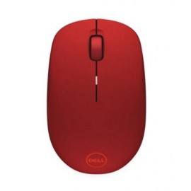 MOUSE USB OPTICAL WRL WM126/RED 570-AAQE DELL