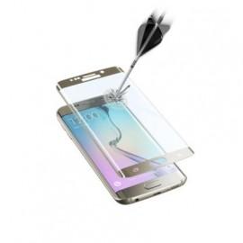 Samsung Galaxy S6 Edge(SM-925F) Kumer ekraanikaitseklaas by Cellular Gold