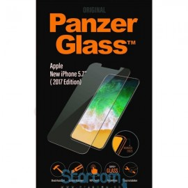 Ekraanikaitseklaas Apple iPhone X / XS , PanzerGlass