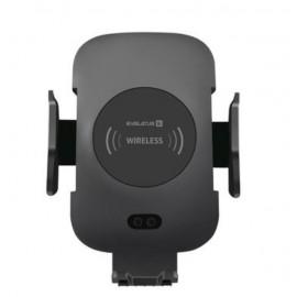 Evelatus telefoni hoidik koos juhtmavaba laadijaga, WCH01