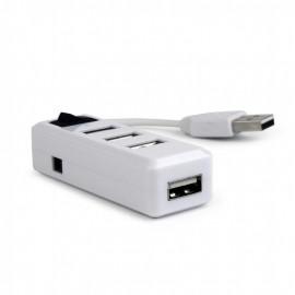 I/O HUB USB2 4PORT/UHB-U2P4-11 GEMBIRD