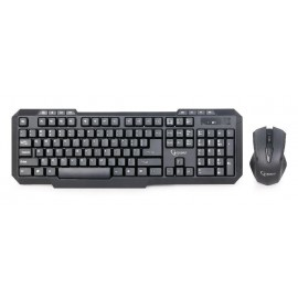 KEYBOARD +MOUSE WRL ENG/MULTIMEDIA KBS-WM-02 GEMBIRD