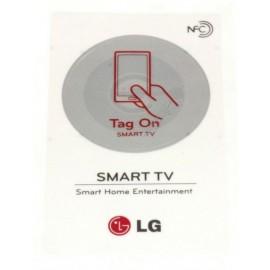 NFC Tag / märgis LG Smart TV EBX61849405