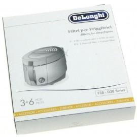DELONGHI 5512510061 fritüüri filter