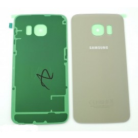 Tagakaas / Tagaklaas(akukaas) Samsung Galaxy S6 Edge (SM-G925F) , Kuldne GH82-09602C