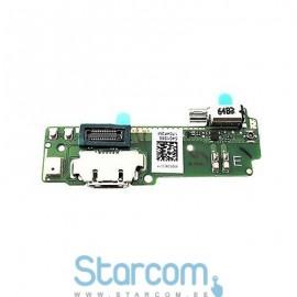 Sony Xperia XA Dual SIM (F3111, F3112) SUB PBA micro USB FLEX kaabel + mikrofon