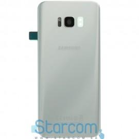 Tagapaneel (akukaas) Samsung GALAXY S8 PLUS (SM-G955F), Silver GH82-14015B
