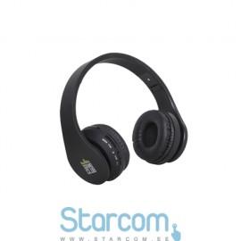 Kõrvaklapid Bluetooth GoCleve ASCURB00r SOUND CLUB URBAN, Must