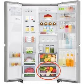 LG külmkapi juurvilja konteiner GSX961NSAZ mudelile