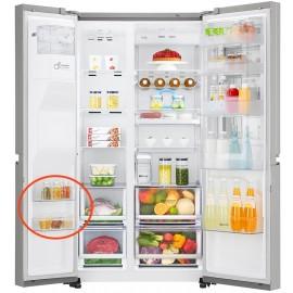 LG külmkapi sügavkülmiku ukse riiul GSX961NSAZ mudelile