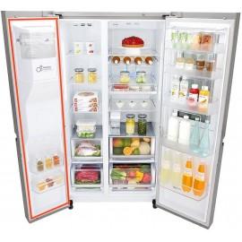 LG külmkapi sügavkülmiku ukse tihend GSX961NSAZ mudelile