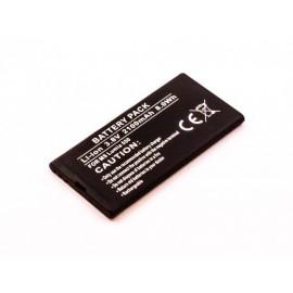 Lumia 550 analoog / asendus aku BL-T5A 2100 mAh