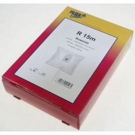 Tolmukotid tolmuimejatele Rowenta R 15M 4tk + filter