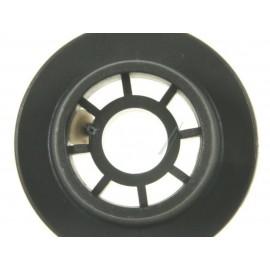 Nõudepesumasina alumise korvi ratas C00386605 488000386605 Whirlpool WFC3C26FX, Indesit ja teistele mudelitele
