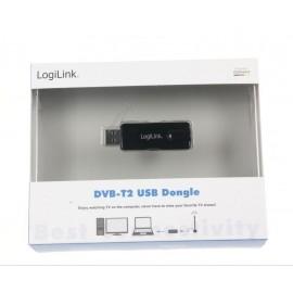 TV tüüner Logilink DVB-T2 USB 2.0, VG0022A