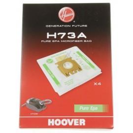 Tolmukotid H73A tolmuimejale Hoover Athos, 4tk