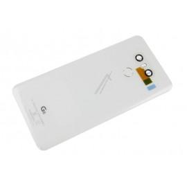 Tagakaas / Tagaklaas(akukaas) LG G6 H870, valge