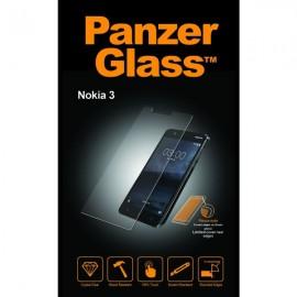 PanzerGlass ekraanikaitseklaas Nokia 3, Läbipaistev
