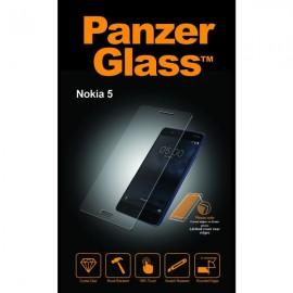PanzerGlass ekraanikaitseklaas Nokia 5, Läbipaistev