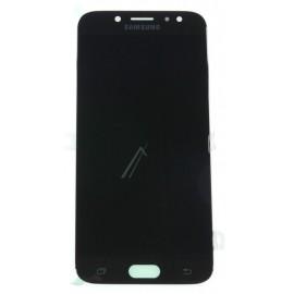 Originaal displei moodul klaas + LCD ekraan  Samsung Galaxy J7 2017 (SM-J730F) , Must GH97-20736A