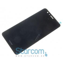 Puutetundlik klaas ja LCD ekraan Huawei Honor 8 , Must