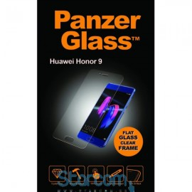 PanzerGlass Ekraanikaitseklaas Huawei Honor 9 , Läbipaistev
