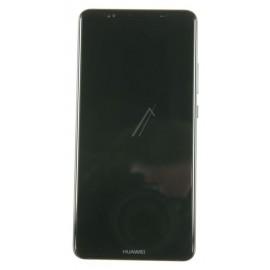 Huawei Mate 10 Pro Originaal displei moodul klaas + LCD ekraan, Must