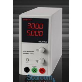 Labori toiteplokk HY3005B, 0-30V 0-5A MASTECH