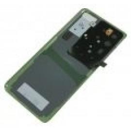 Samsung Galaxy S20 Ultra SM-G988 originaal tagakaas / tagaklaas (akukaas), must GH82-22217A