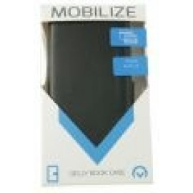 Nokia 6.2/ Nokia 7.2 Mobilize kaitseümbris kaanega, must